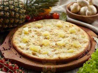 Пицца Гавайская от Big Benny.