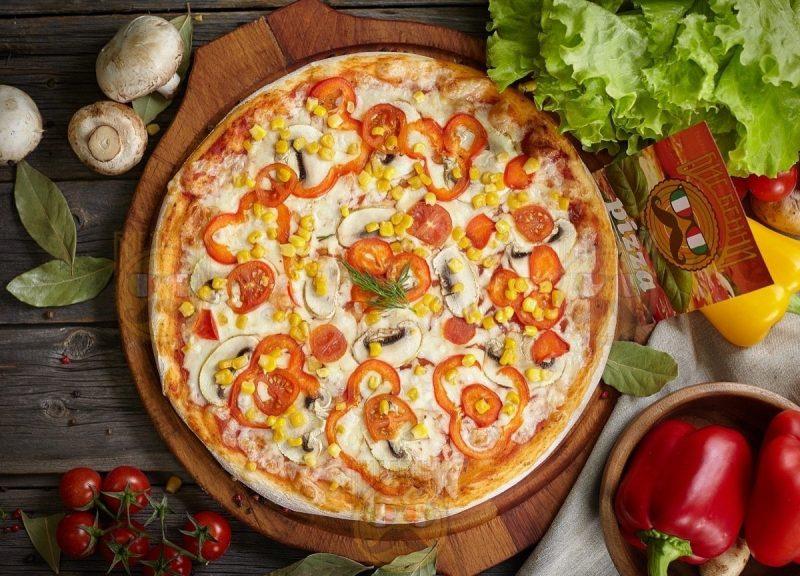 Пицца Вегетарианская от Big Benny.