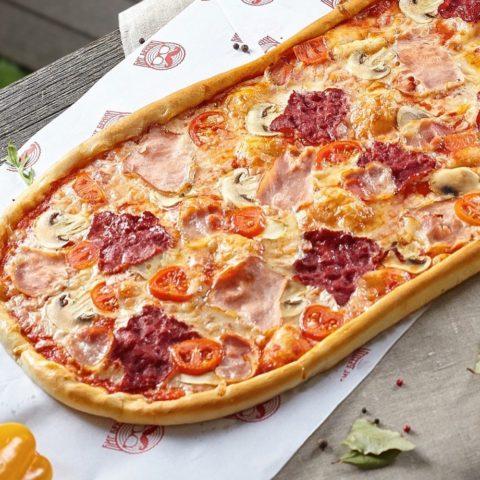 Метровая пицца Мясное ассорти от Big Benny