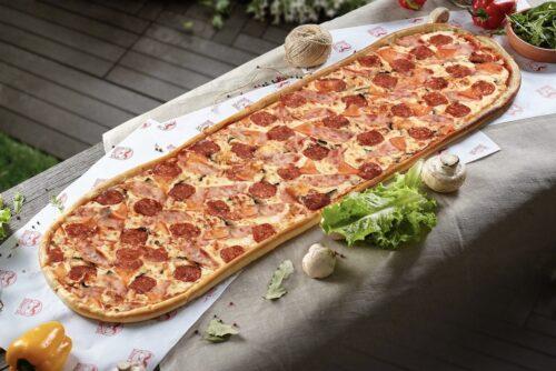Пицца Нью-Йорк от Биг Бенни