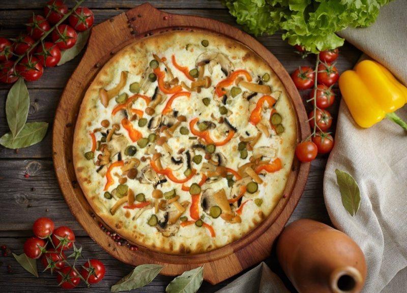 Пицца Опята от Big Benny