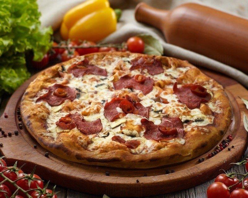 Пицца Дьябло от Big Benny