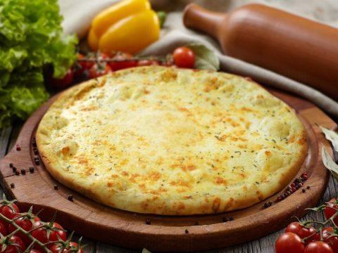 Пицца 4 сыра от Big Benny
