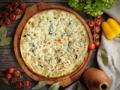 Пицца Жульен от Big Benny