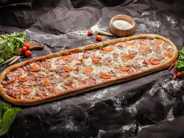 Пицца Биг Песто от Big Benny