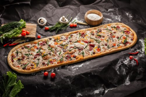 Пицца Чокнутый Бен от Big Benny