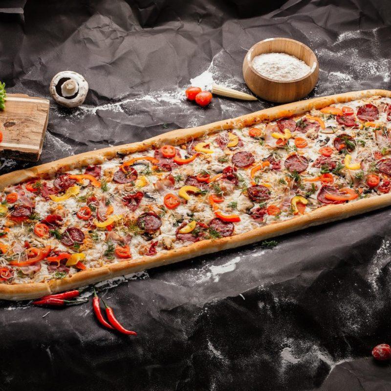 Пицца Неаполитанская от Big Benny