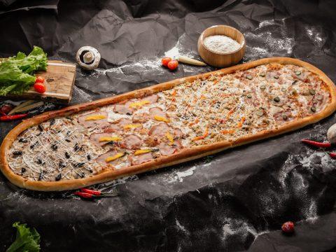 Пицца Мегахит от Big Benny